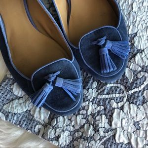 Ann Taylor • Tassel Loafers